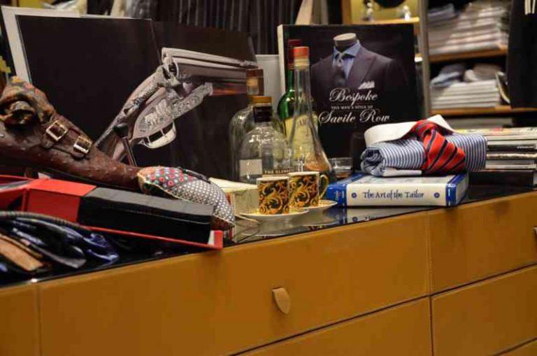 Le Firme Luxury Menswear Store